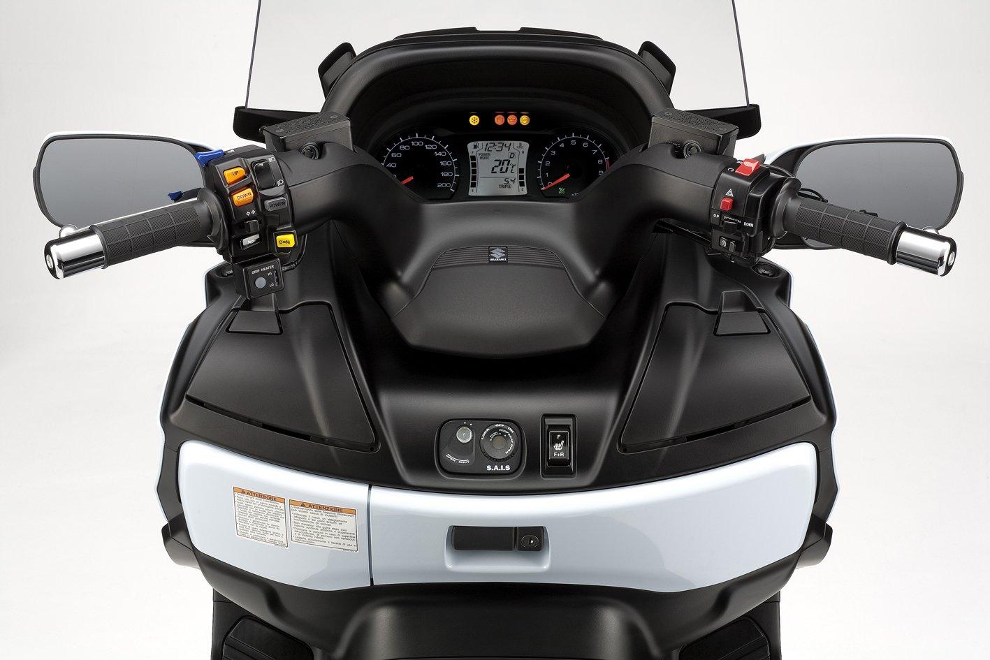 Suzuki Cintruder Test