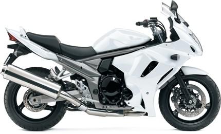 GSX 1250 F