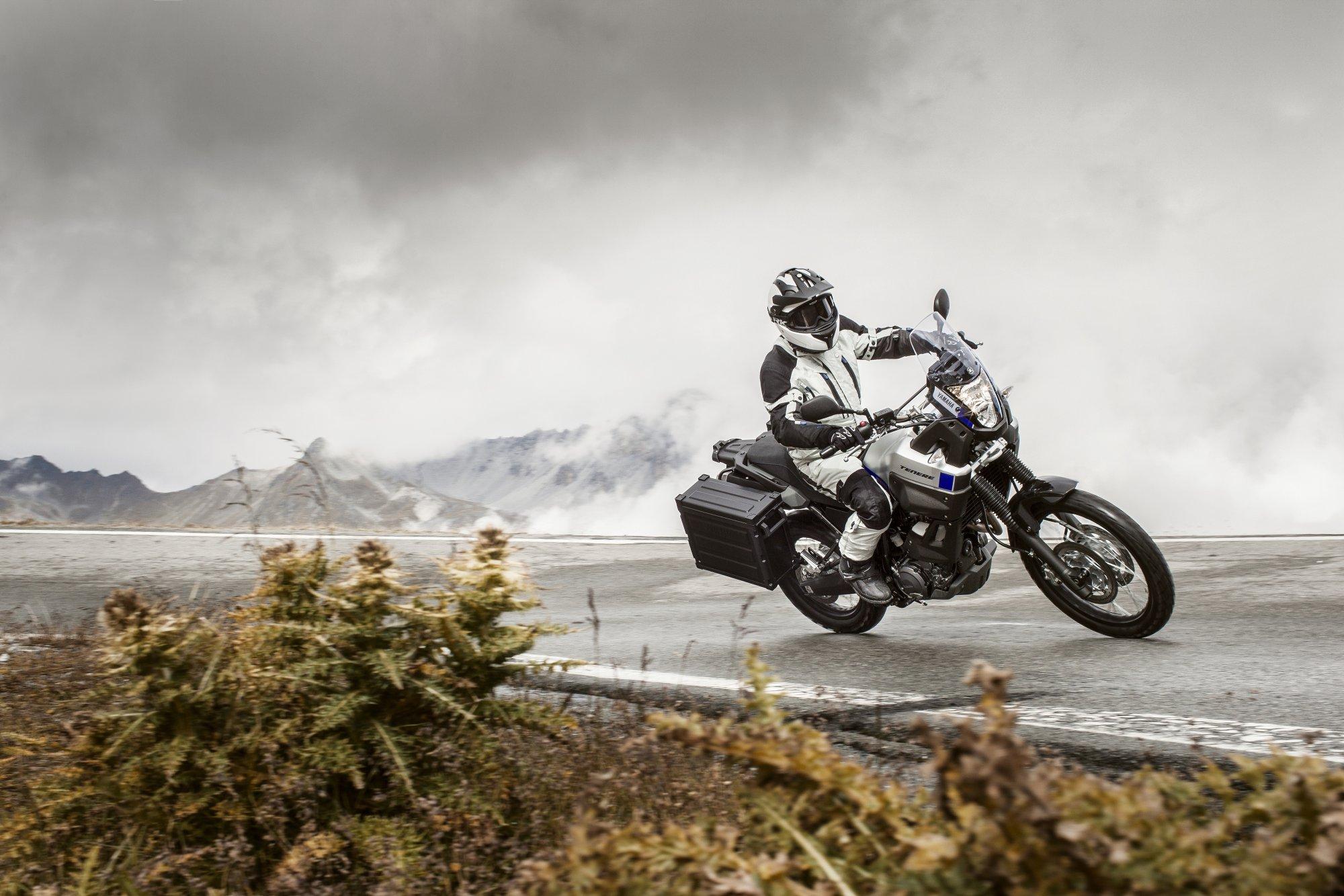 Yamaha Xtz Tenere Top Speed