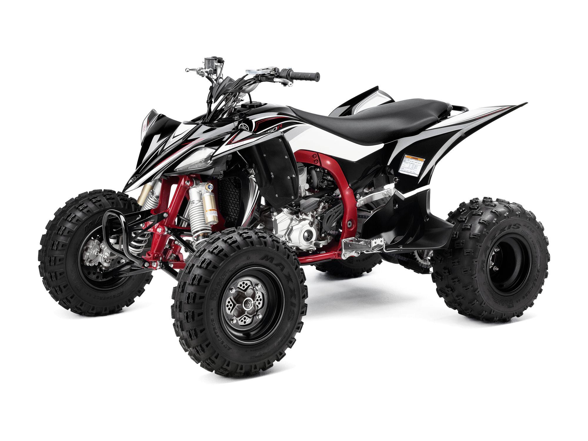 Yamaha YFZ 450 R Bilder und technische Daten