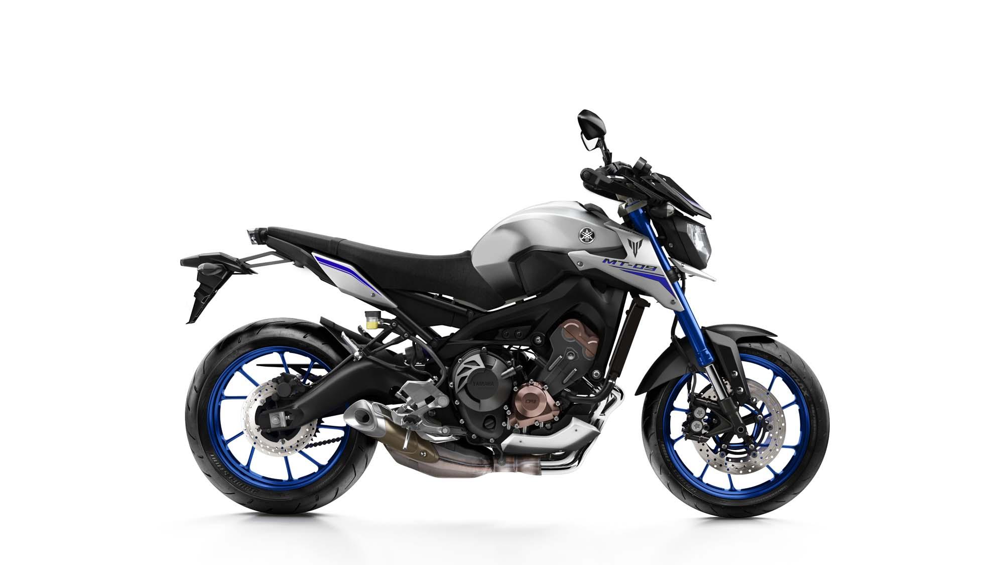 gebrauchte und neue yamaha mt 09 street rally motorr der kaufen. Black Bedroom Furniture Sets. Home Design Ideas