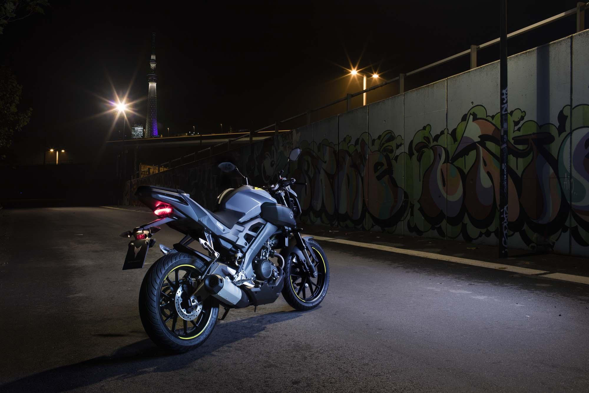 Yamaha Fz Cc Bike
