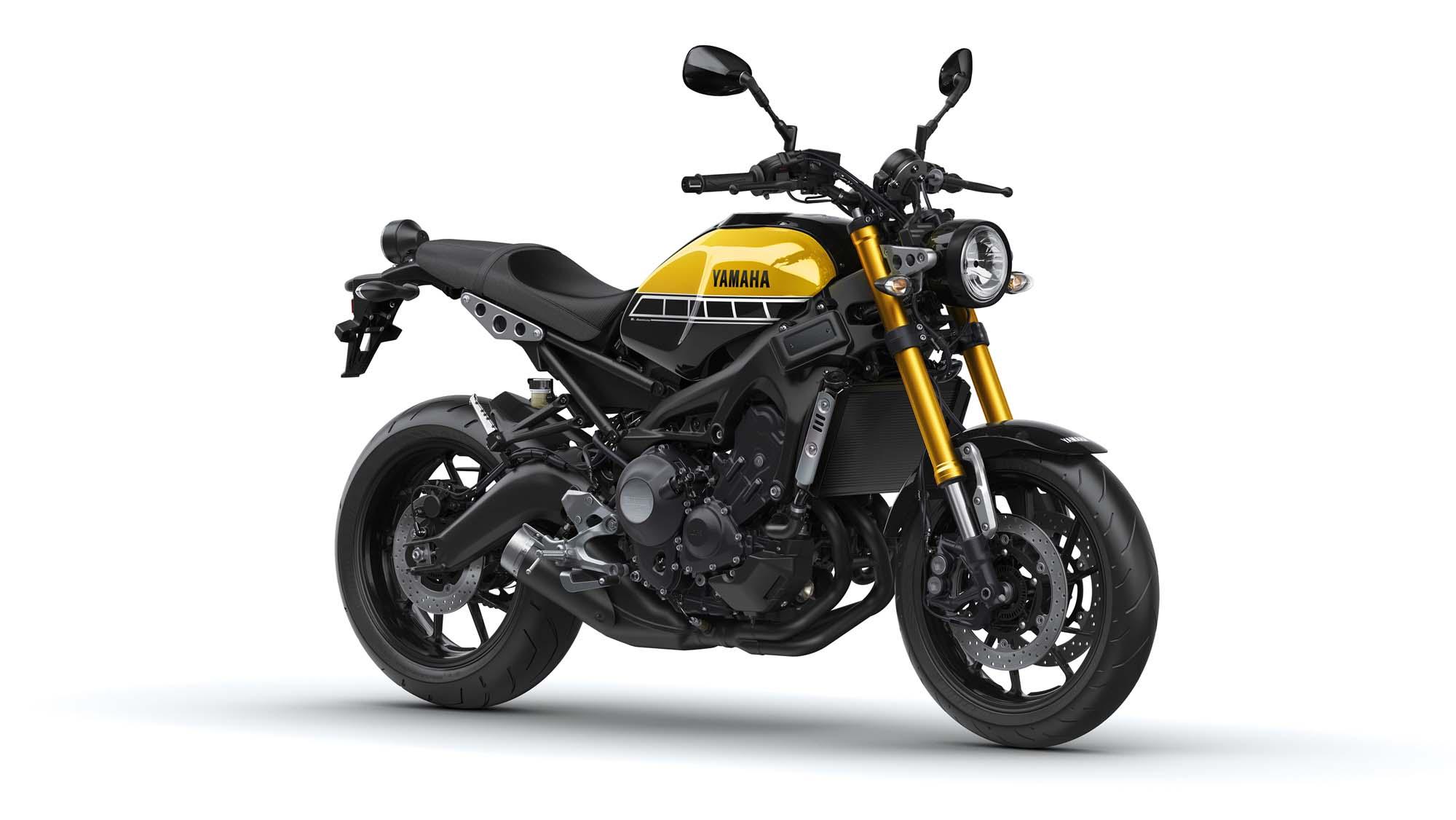 Yamaha xsr900 bilder und technische daten for Yamaha sxr 700 for sale