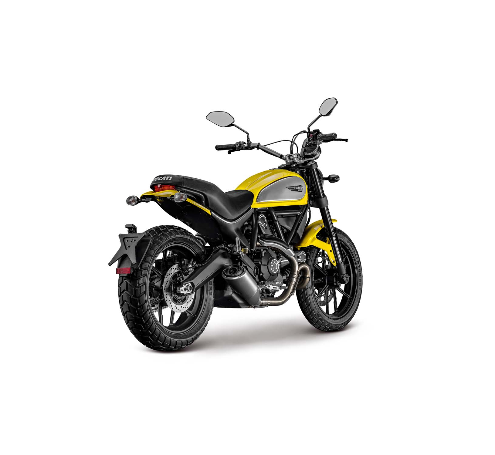 ducati scrambler icon 39 62 yellow online kaufen. Black Bedroom Furniture Sets. Home Design Ideas
