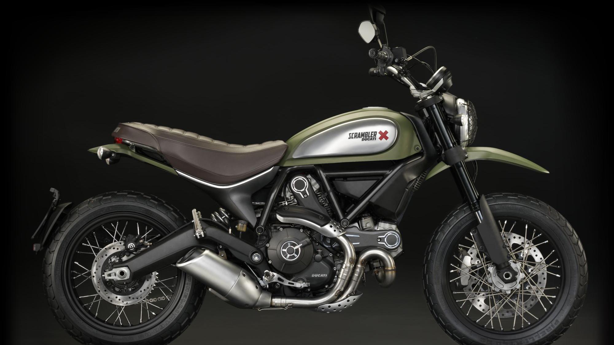 Ducati Scrambler Motor Tuning