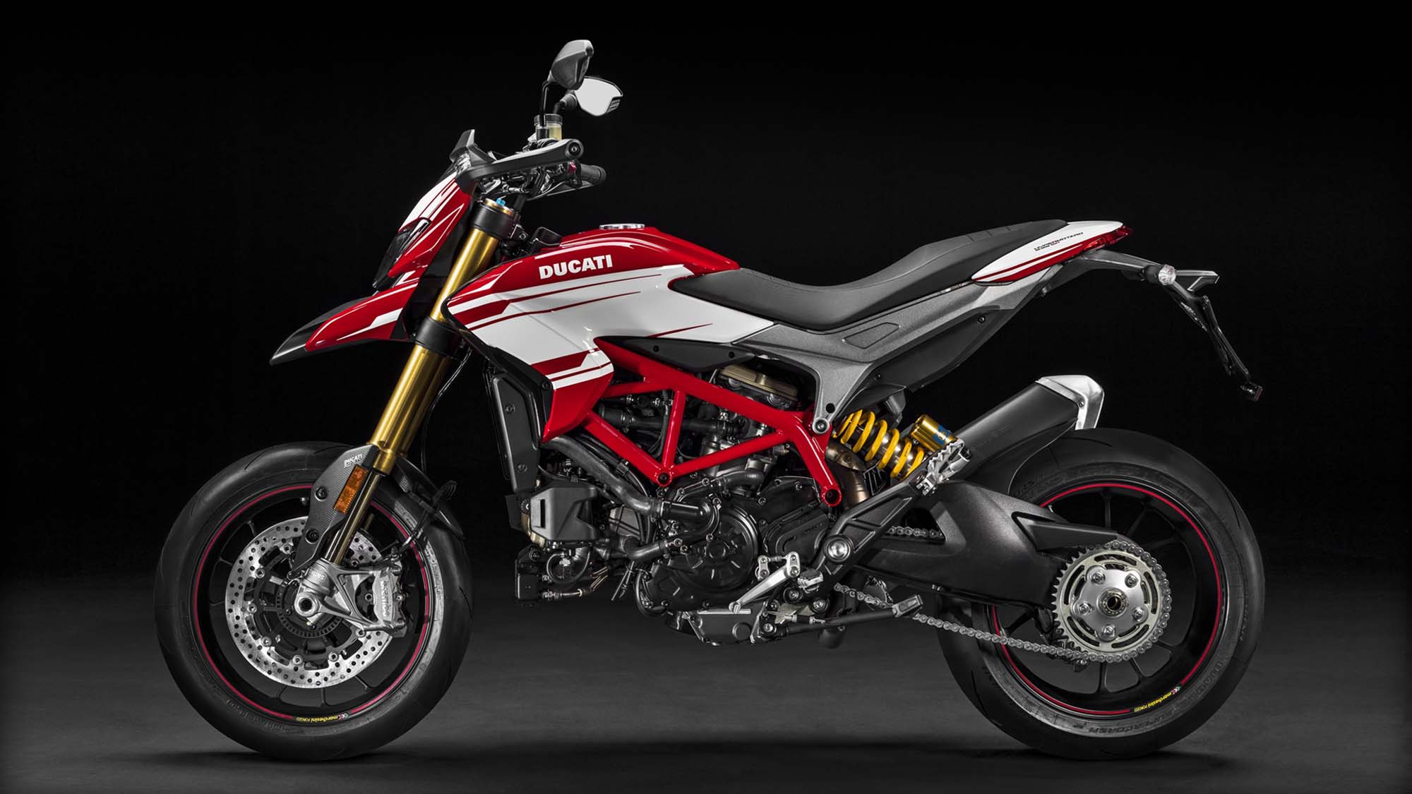 Ducati Supermoto   Hp
