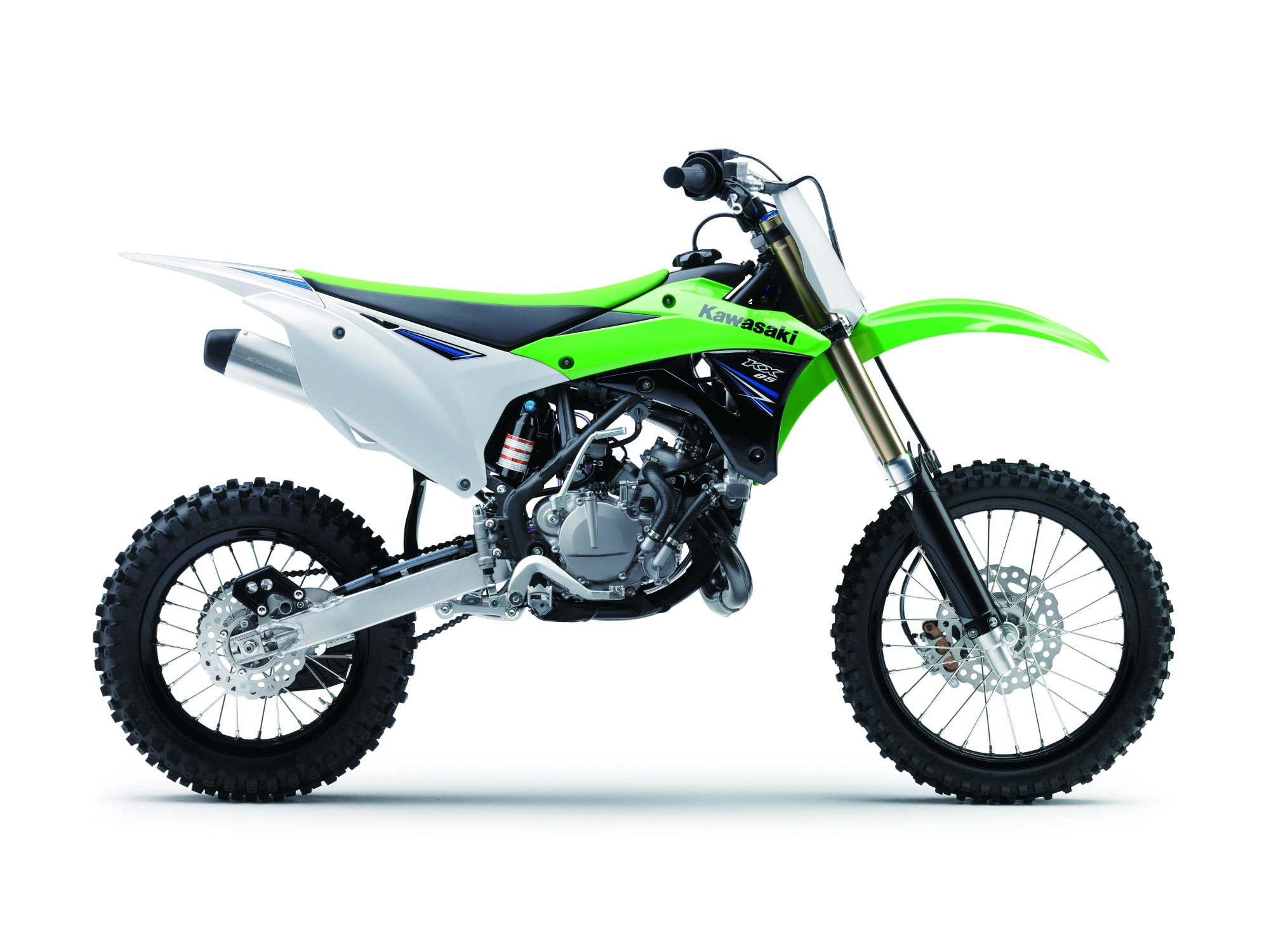 kawasaki kx 85 ii bilder und technische daten. Black Bedroom Furniture Sets. Home Design Ideas