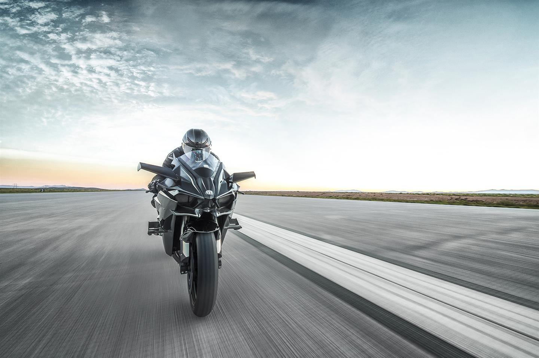 Kawasaki Ninja H2 R Bilder Und Technische Daten