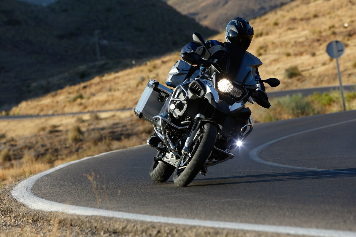 BMW R 1200 GS Adventure Foto 1