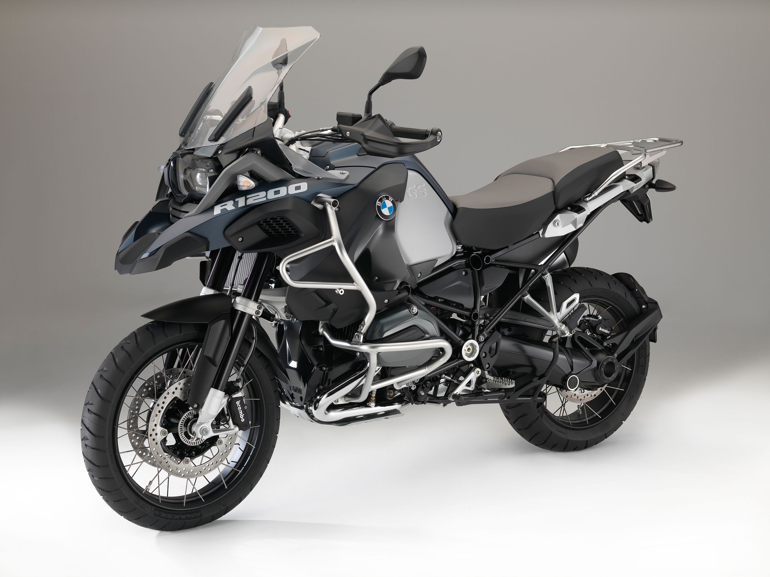 BMW R 1200 GS Adventure Foto 2