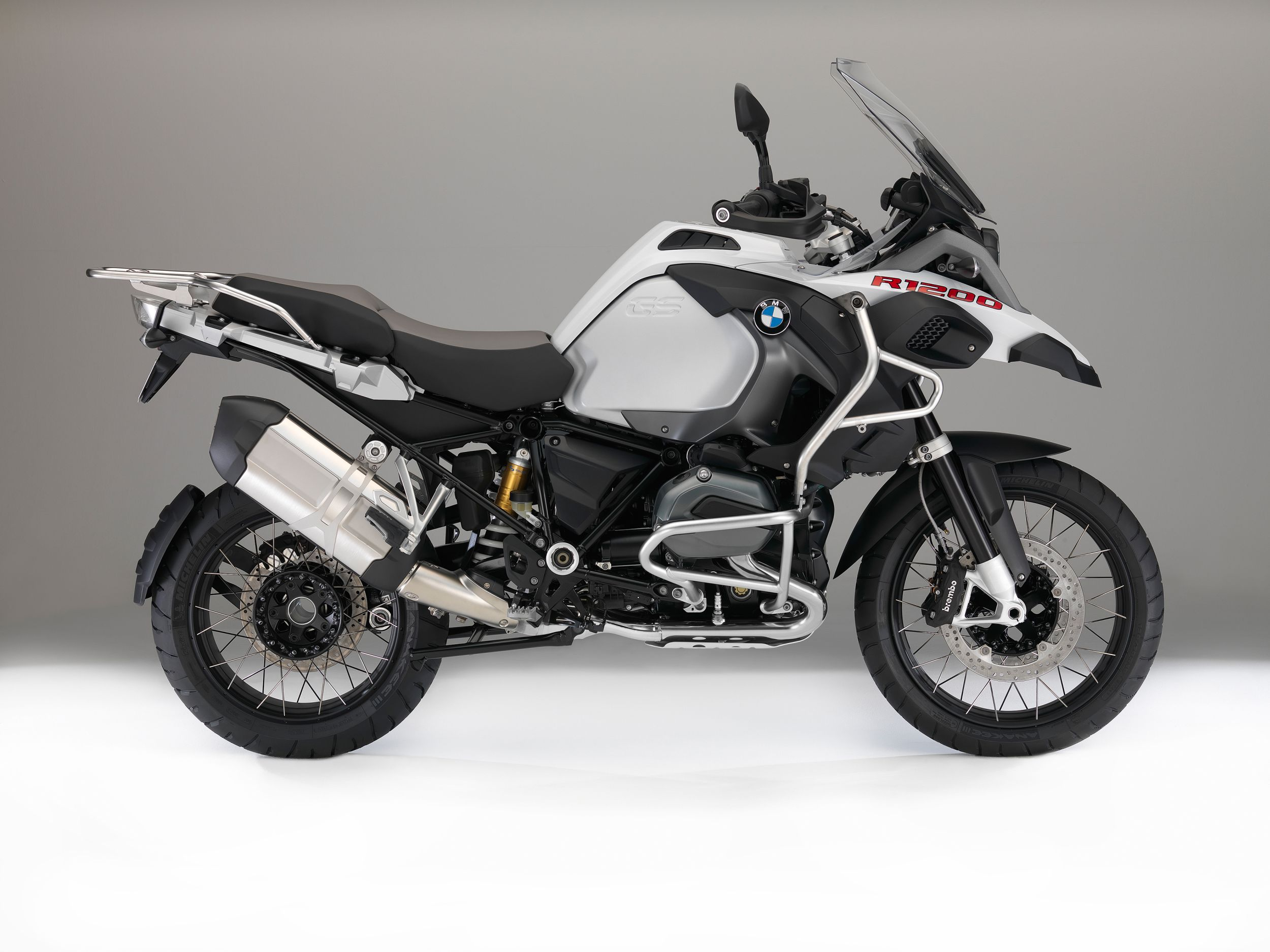 BMW R 1200 GS Adventure Foto 4