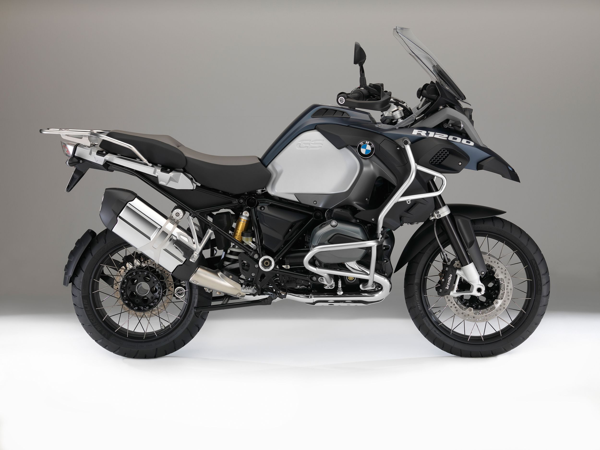 BMW R 1200 GS Adventure Foto 5
