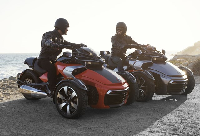 gebrauchte can am spyder f3 s kaufen. Black Bedroom Furniture Sets. Home Design Ideas
