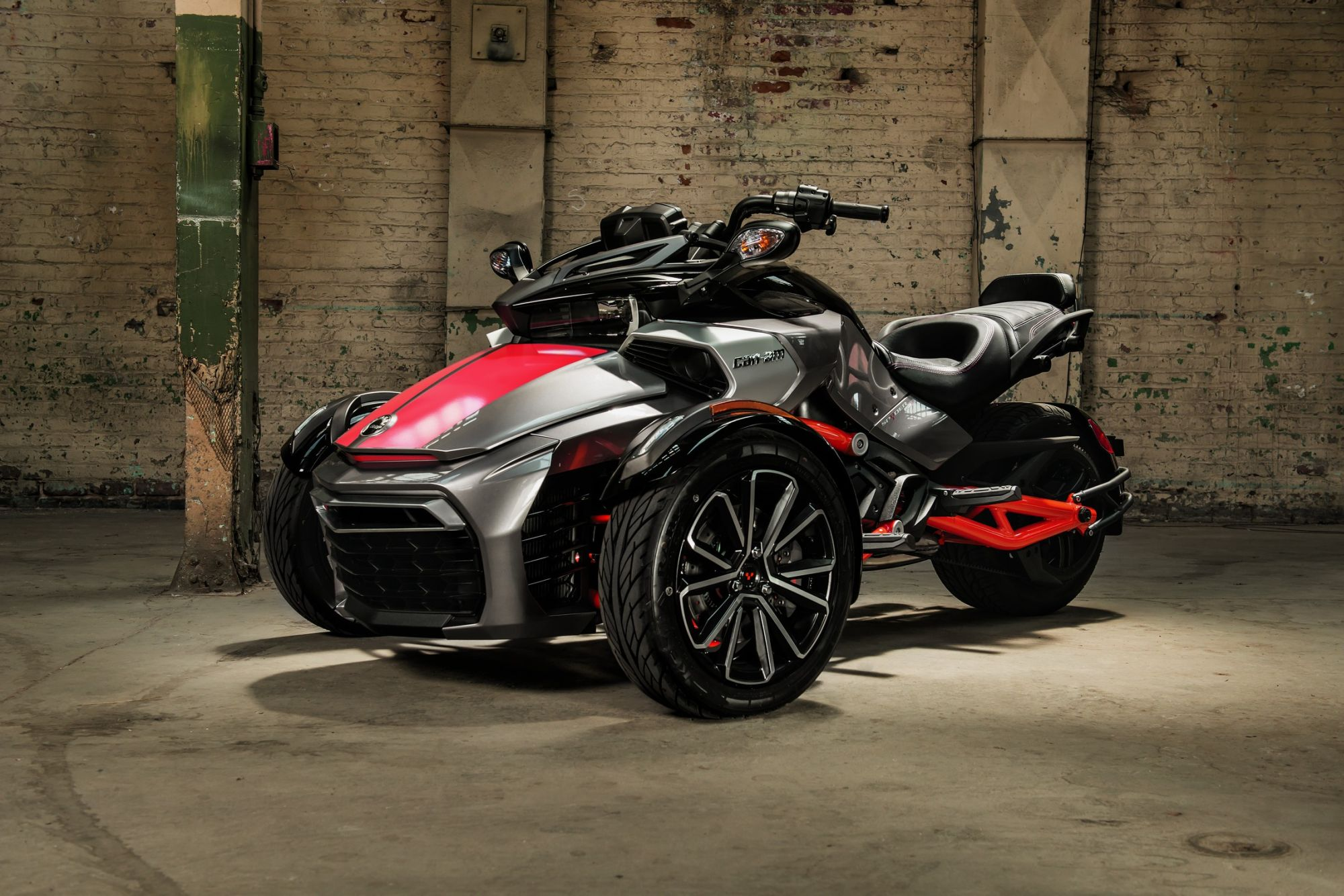 can am spyder f3 s bilder und technische daten. Black Bedroom Furniture Sets. Home Design Ideas