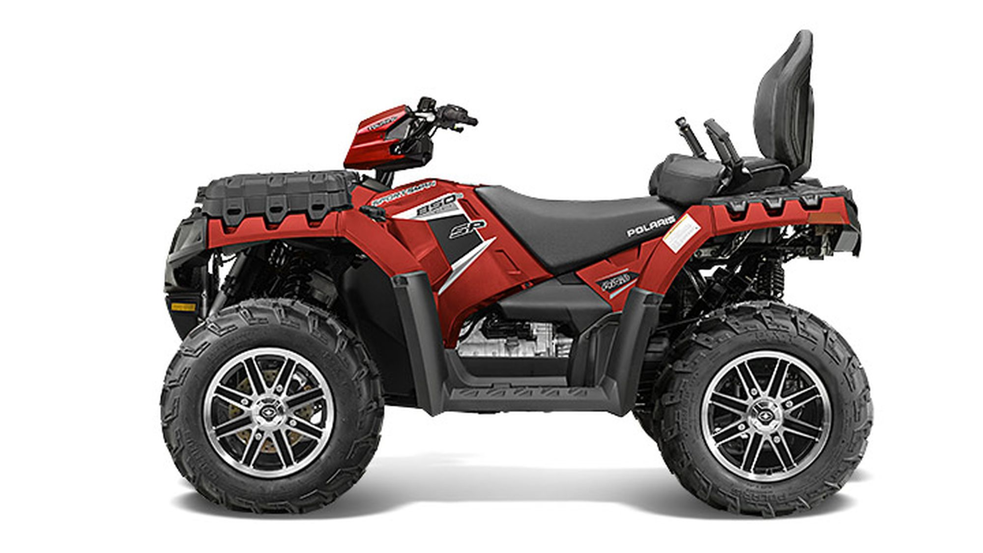 polaris sportsman 850 touring eps bilder und technische. Black Bedroom Furniture Sets. Home Design Ideas