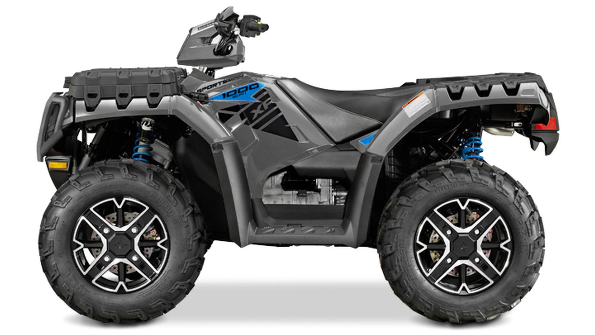 Gebrauchte Polaris Sportsman 1000 Motorr 228 Der Kaufen