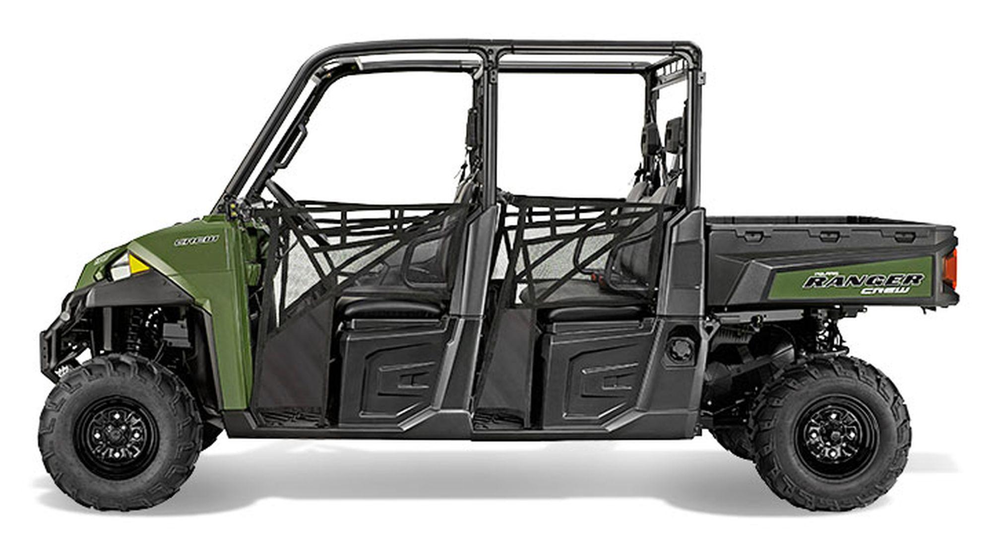 gebrauchte und neue polaris ranger 900 crew motorr der kaufen. Black Bedroom Furniture Sets. Home Design Ideas