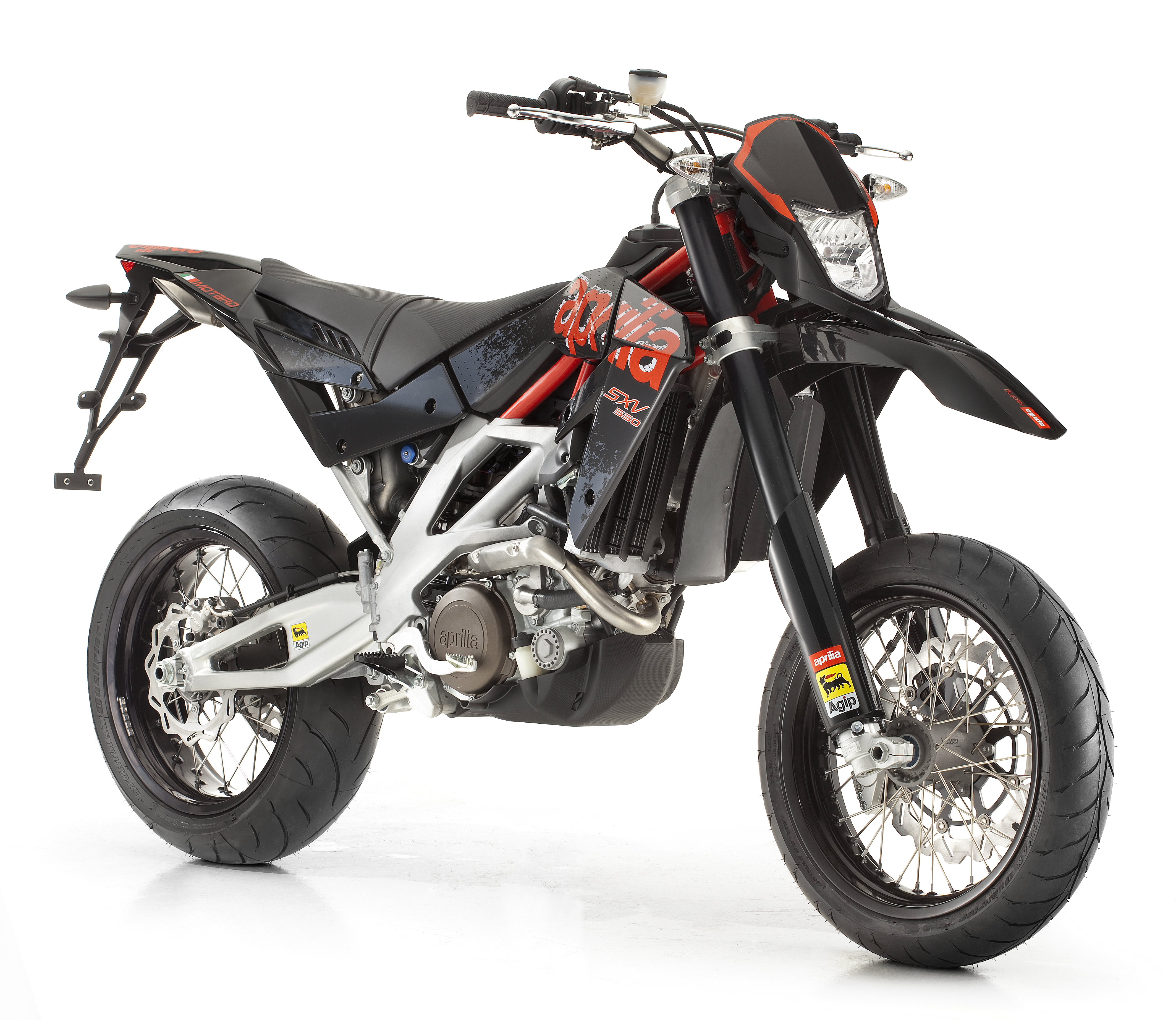 aprilia sxv 550 supermoto bilder und technische daten. Black Bedroom Furniture Sets. Home Design Ideas