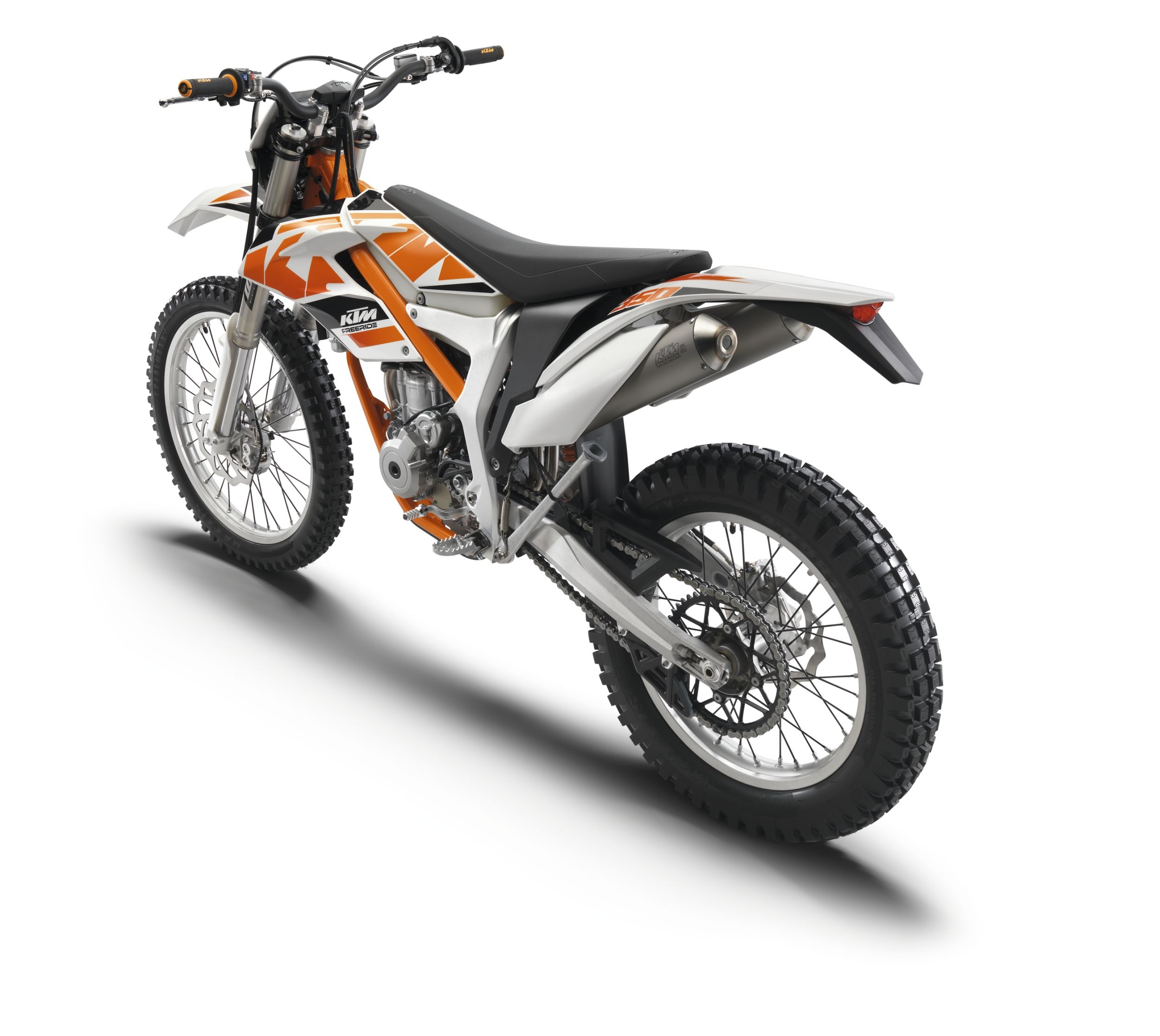 Ktm Freeride Vs Exc