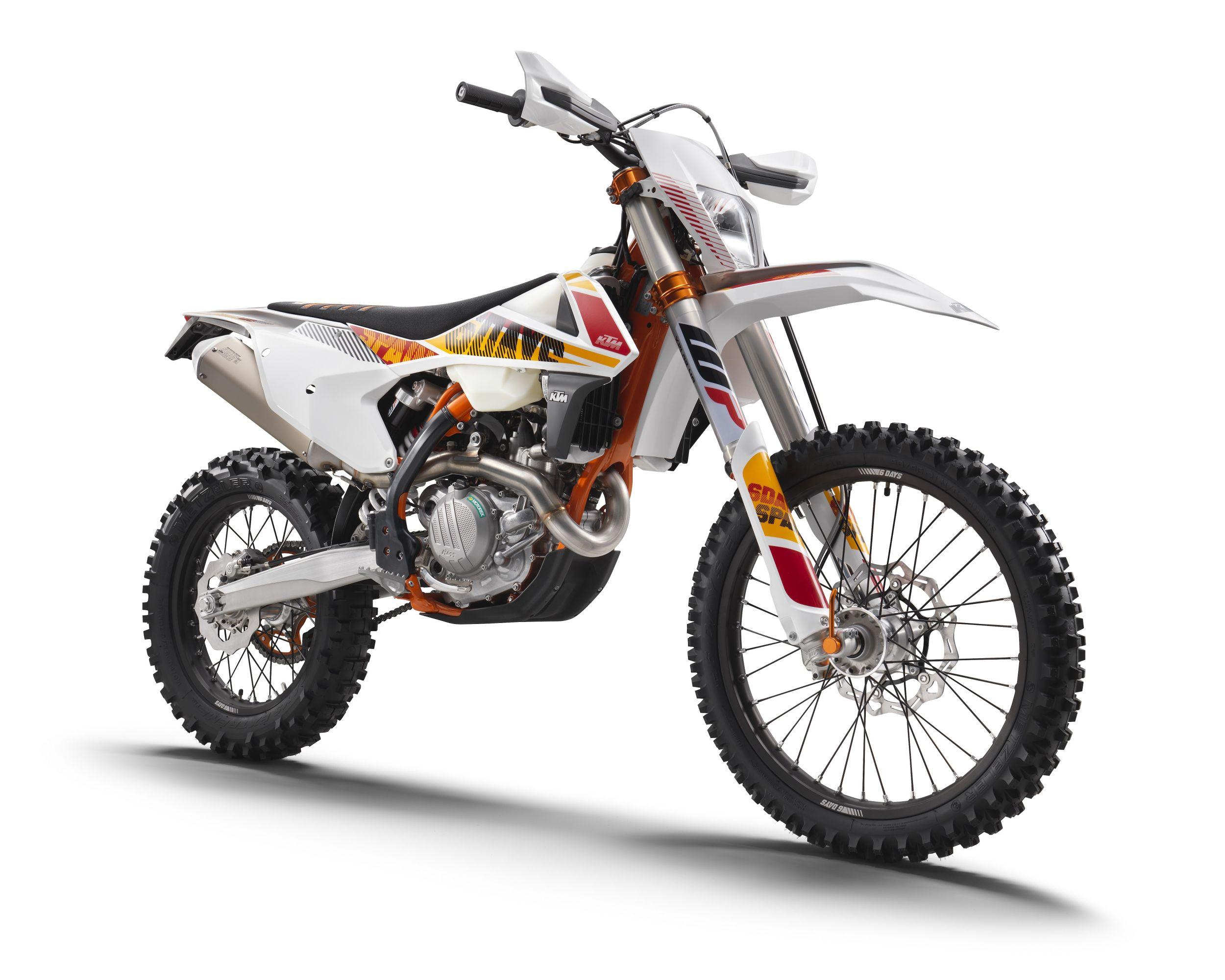 Ktm Freeride E Sm >> Gebrauchte KTM 450 EXC-F Motorräder kaufen