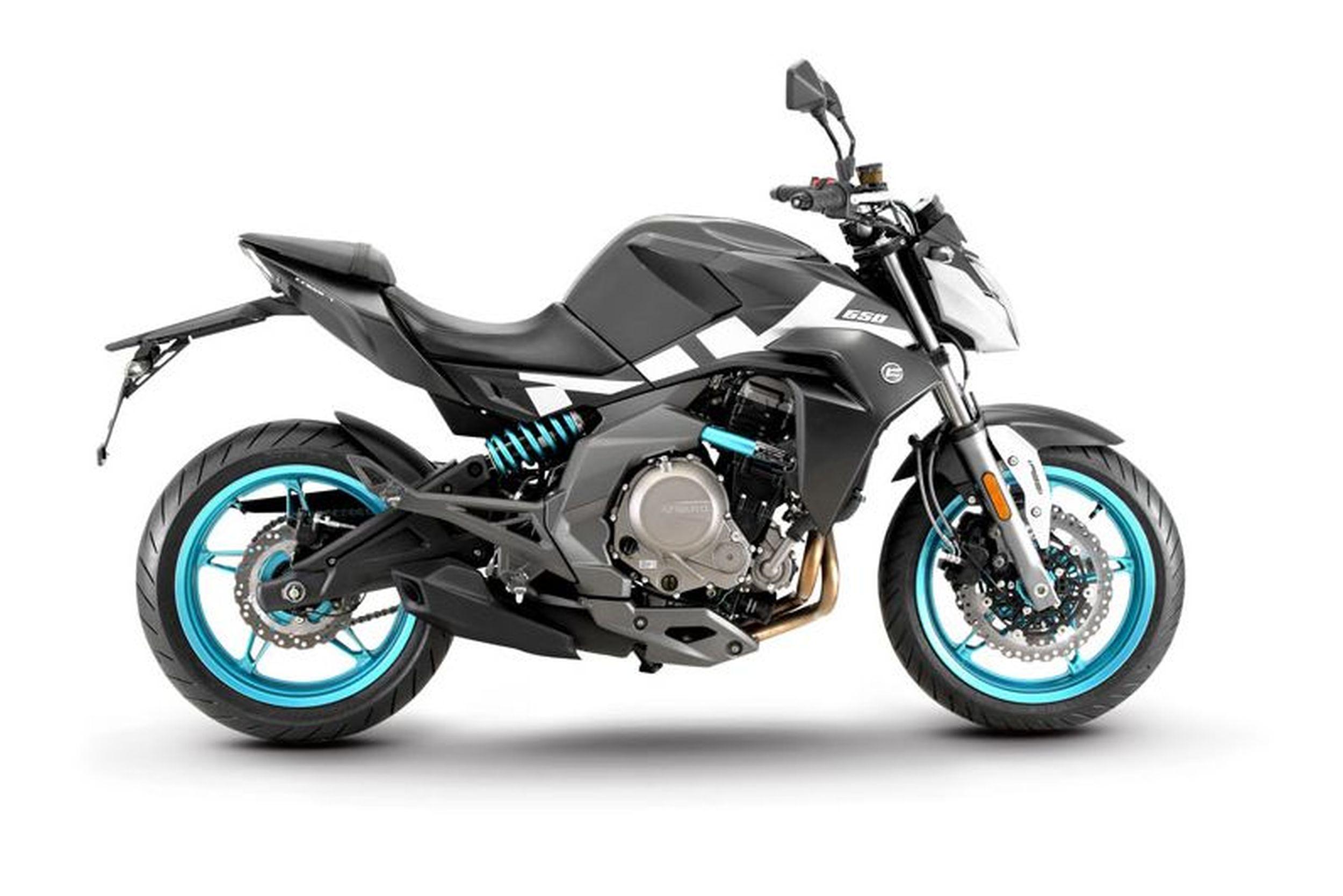 CF-Moto 650 NK Motorrad kaufen