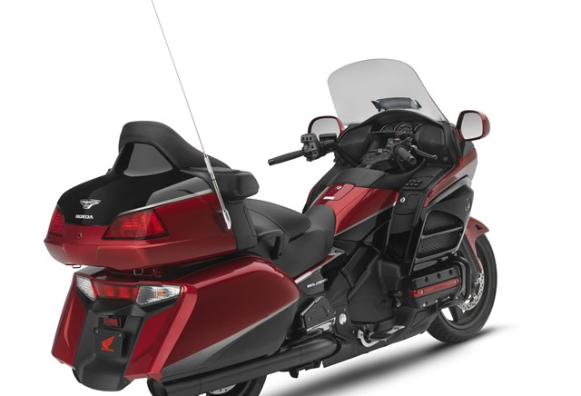gebrauchte honda gl 1800 goldwing kaufen. Black Bedroom Furniture Sets. Home Design Ideas