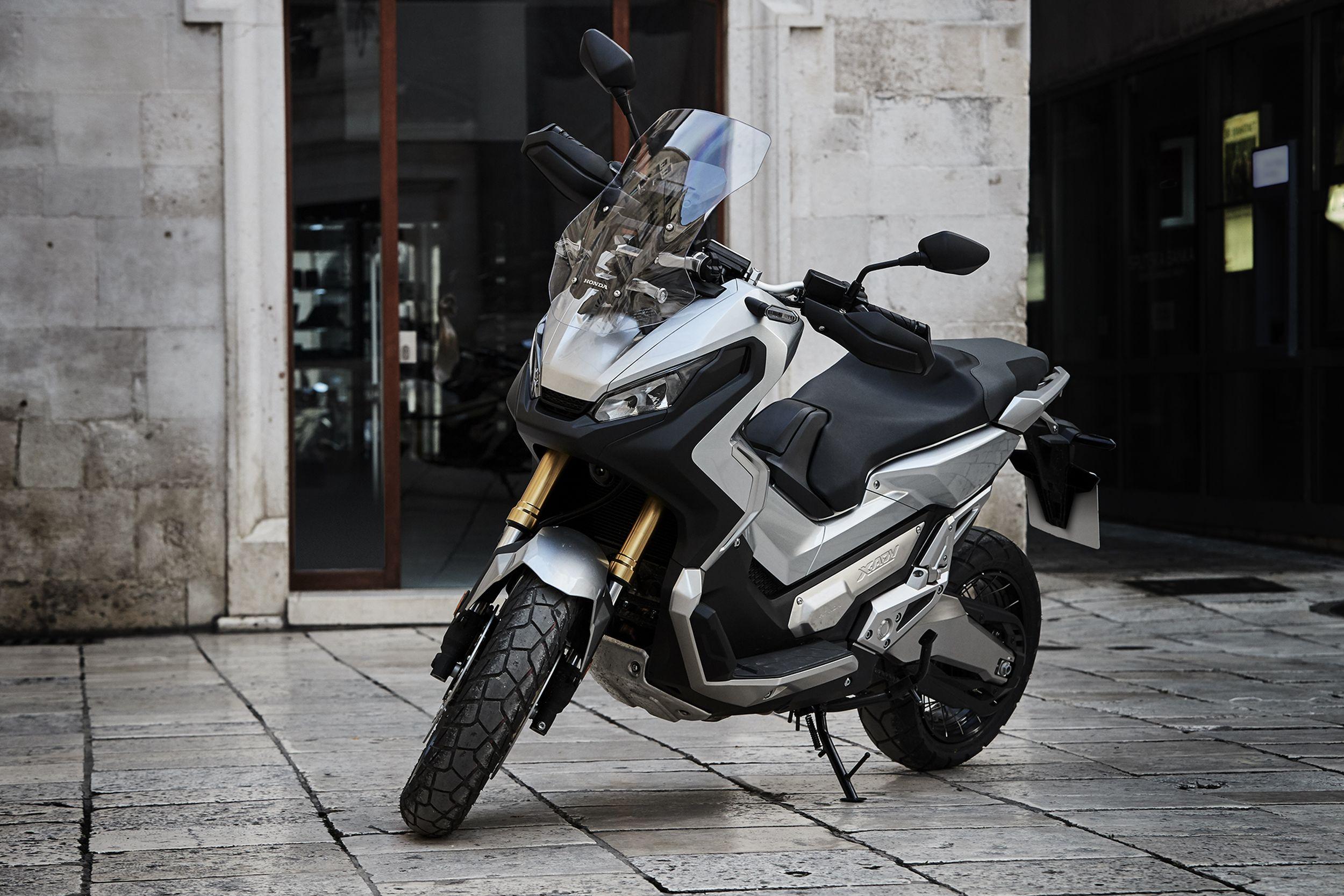 Honda X ADV Bilder Und Technische Daten