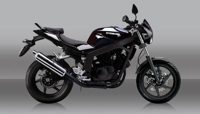 Gebrauchte und neue Hyosung GT 125 Naked Motorräder kaufen