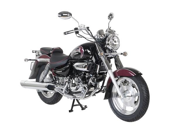 Gebrauchte Hyosung GV 125 Motorräder kaufen