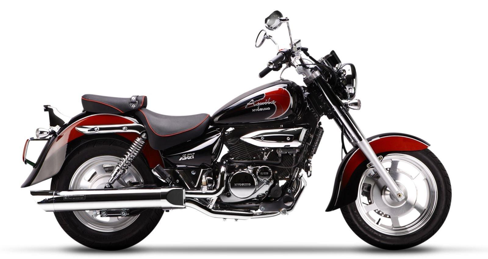 Gebrauchte und neue Hyosung GT 125 R Supersport Motorräder