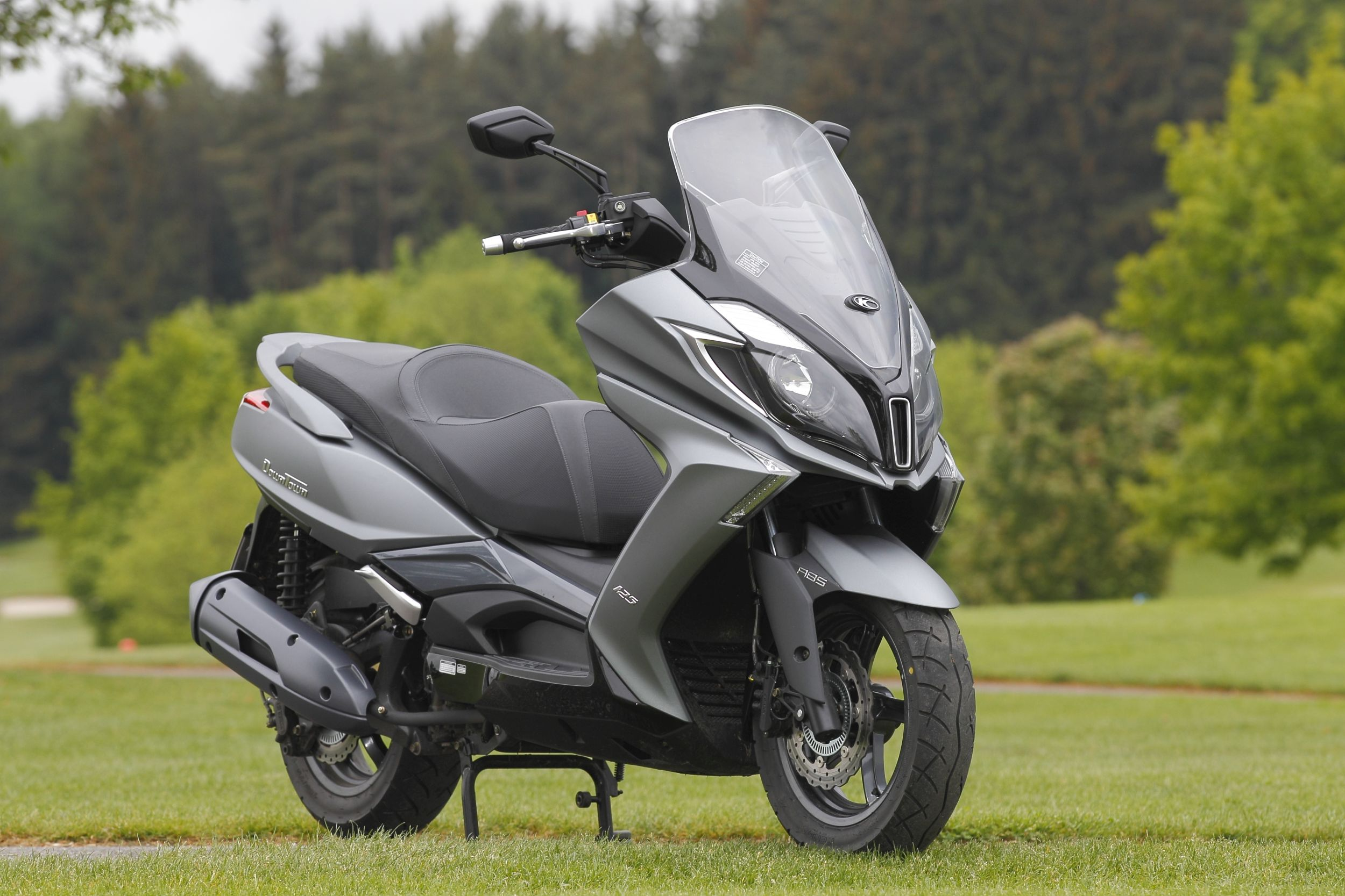 נפלאות Kymco Downtown 125i - All technical Data of the Model Downtown ZQ-97