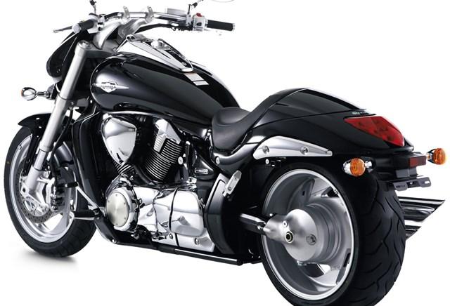 motorrad occasion suzuki intruder  kaufen