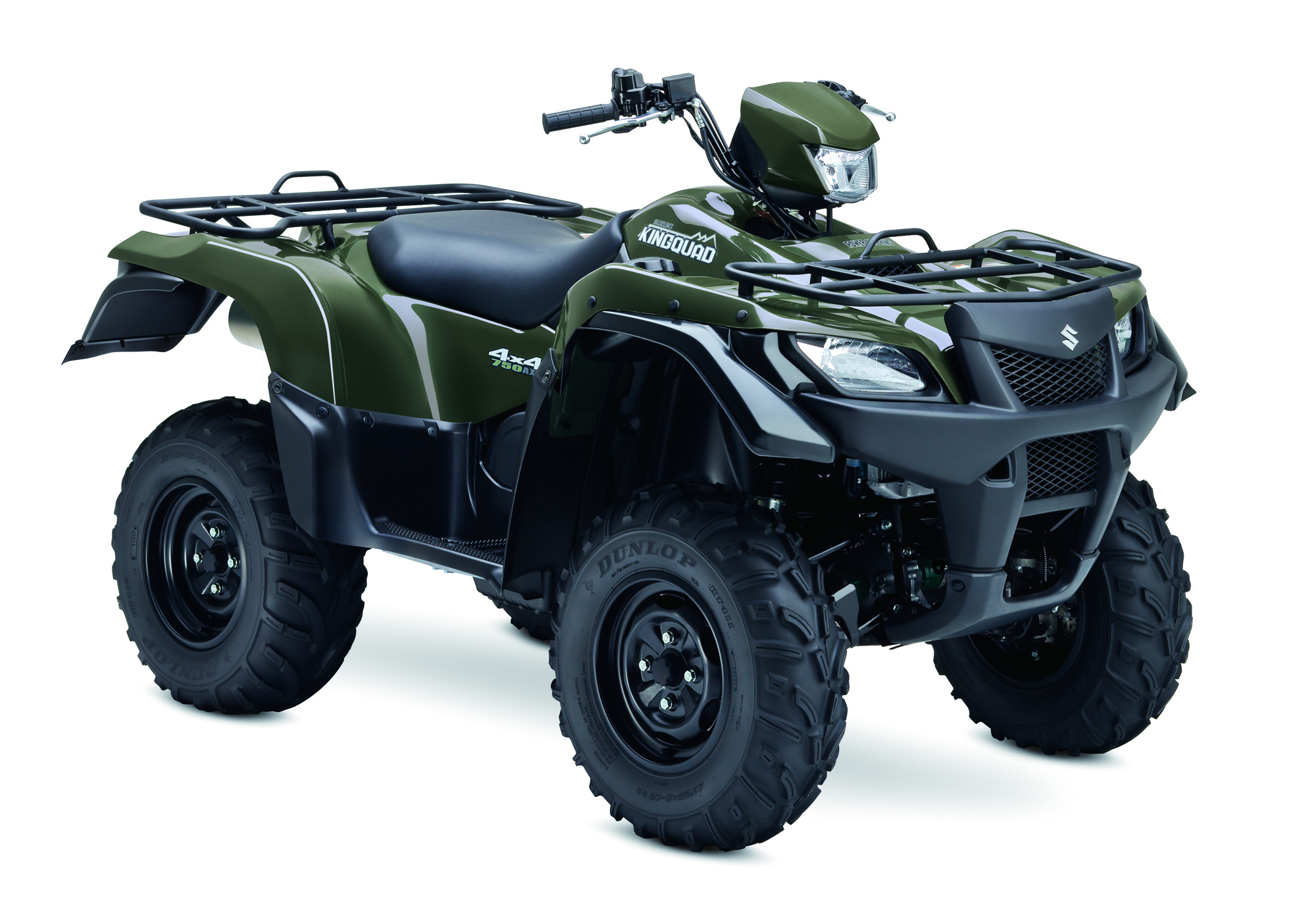 gebrauchte suzuki kingquad 750axi 4x4 motorr der kaufen. Black Bedroom Furniture Sets. Home Design Ideas