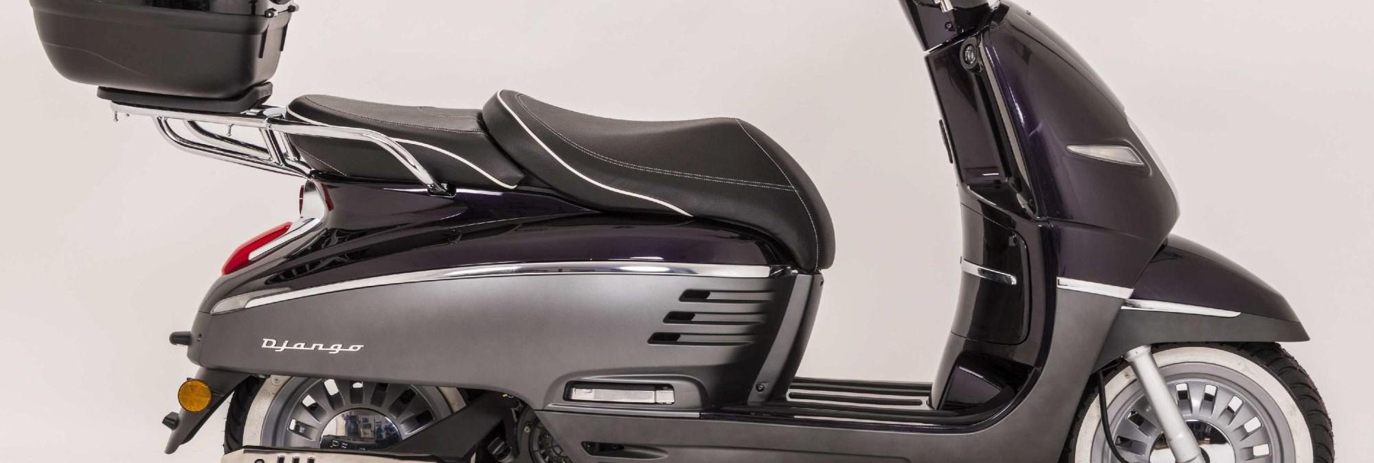 peugeot django 150 allure alle technischen daten zum modell django 150 allure von peugeot. Black Bedroom Furniture Sets. Home Design Ideas