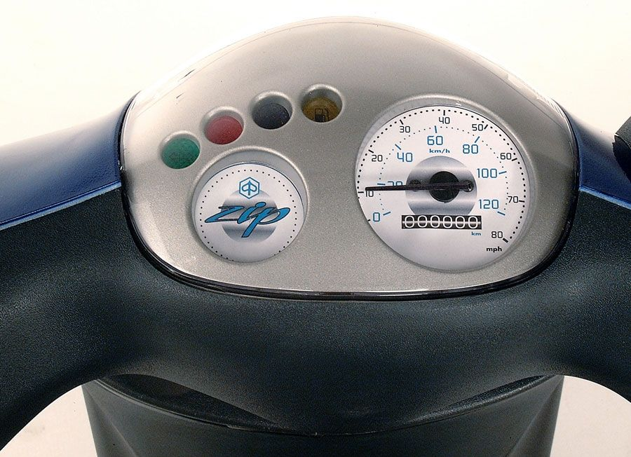 piaggio zip 50 2t - all technical data of the model zip 50 2t from