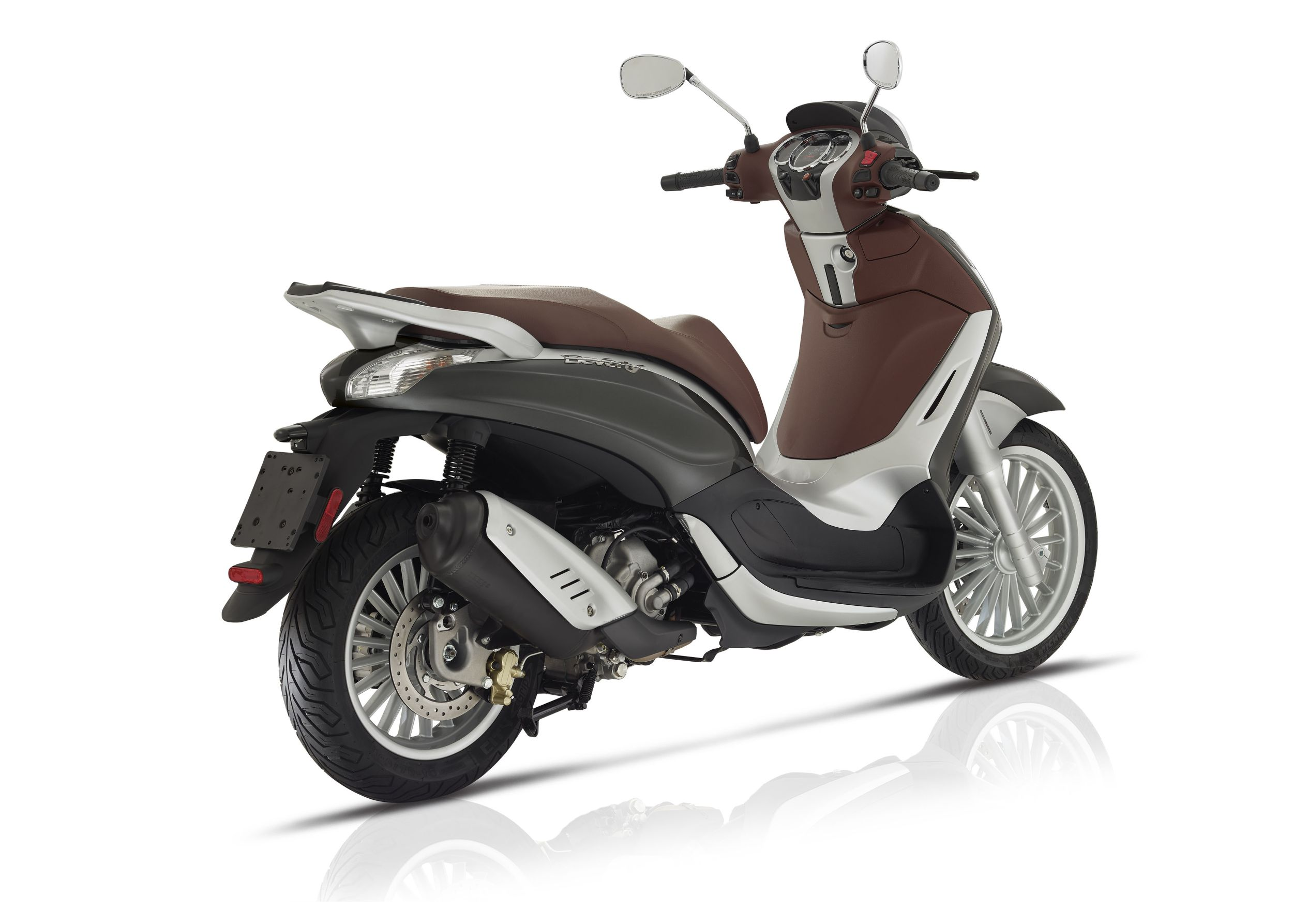 Piaggio Beverly 300 I E All Technical Data Of The Model