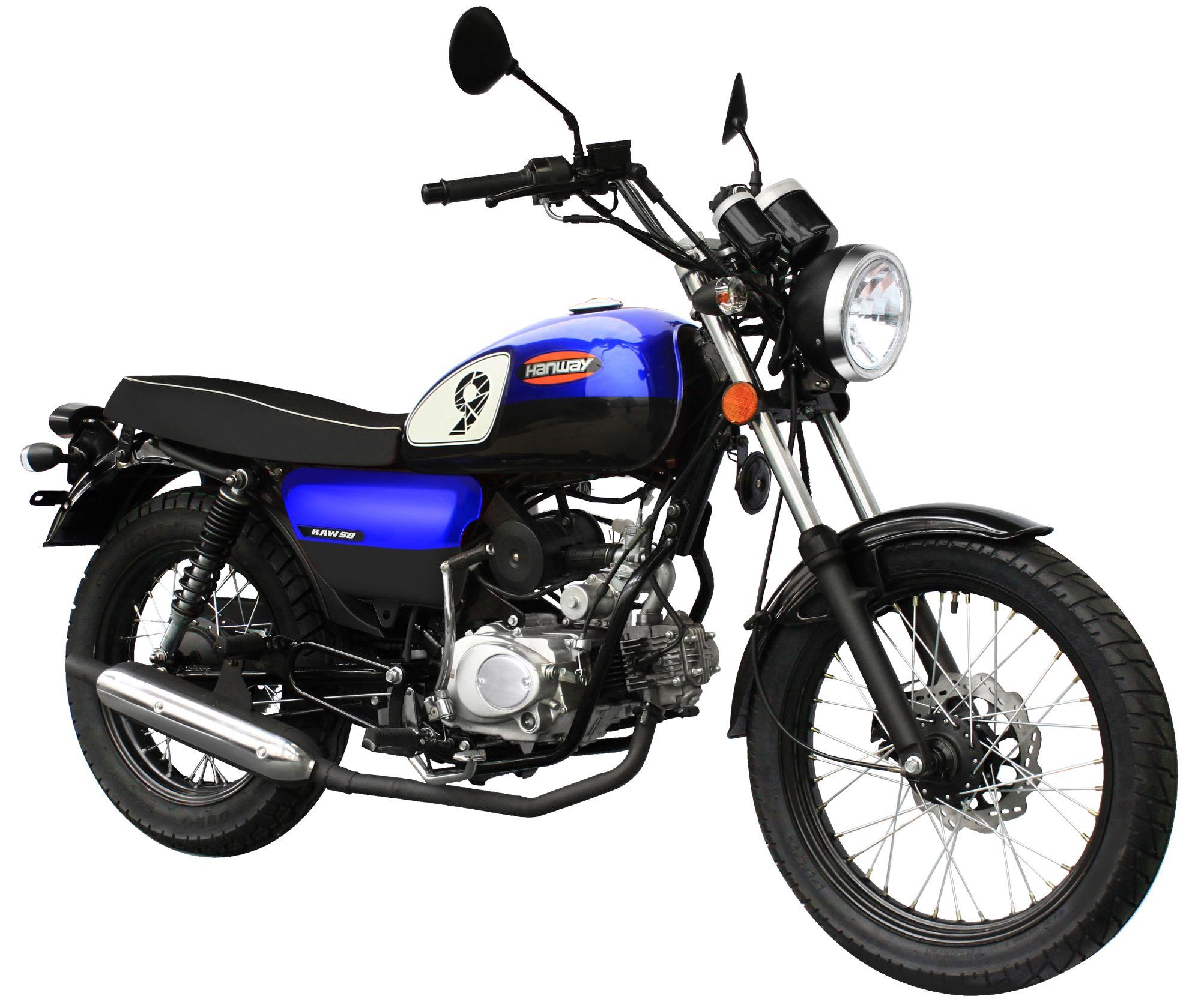 Gebrauchte Hanway Raw 125 Motorr Der Kaufen