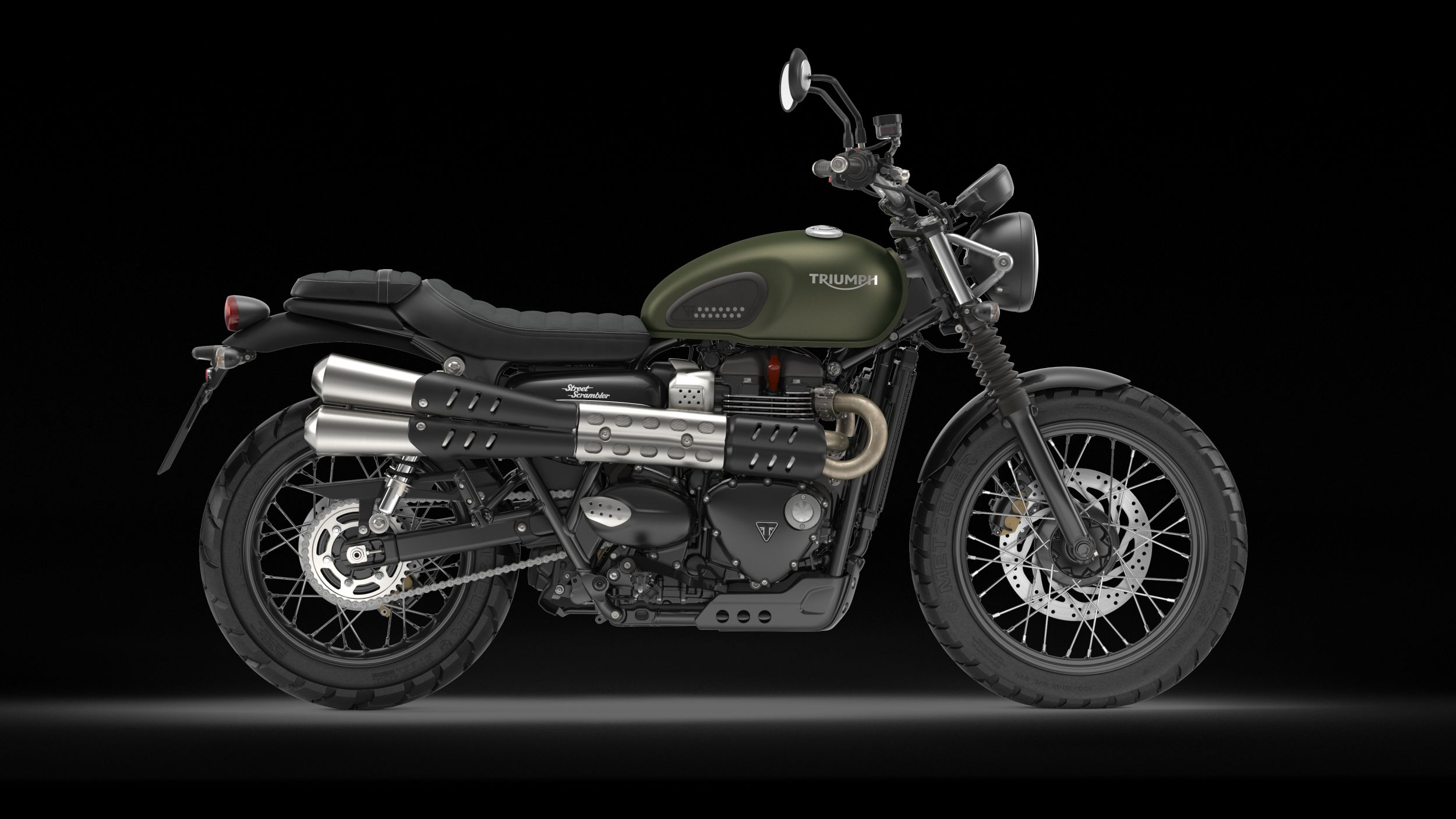 triumph street scrambler all technical data of the model street scrambler from triumph. Black Bedroom Furniture Sets. Home Design Ideas