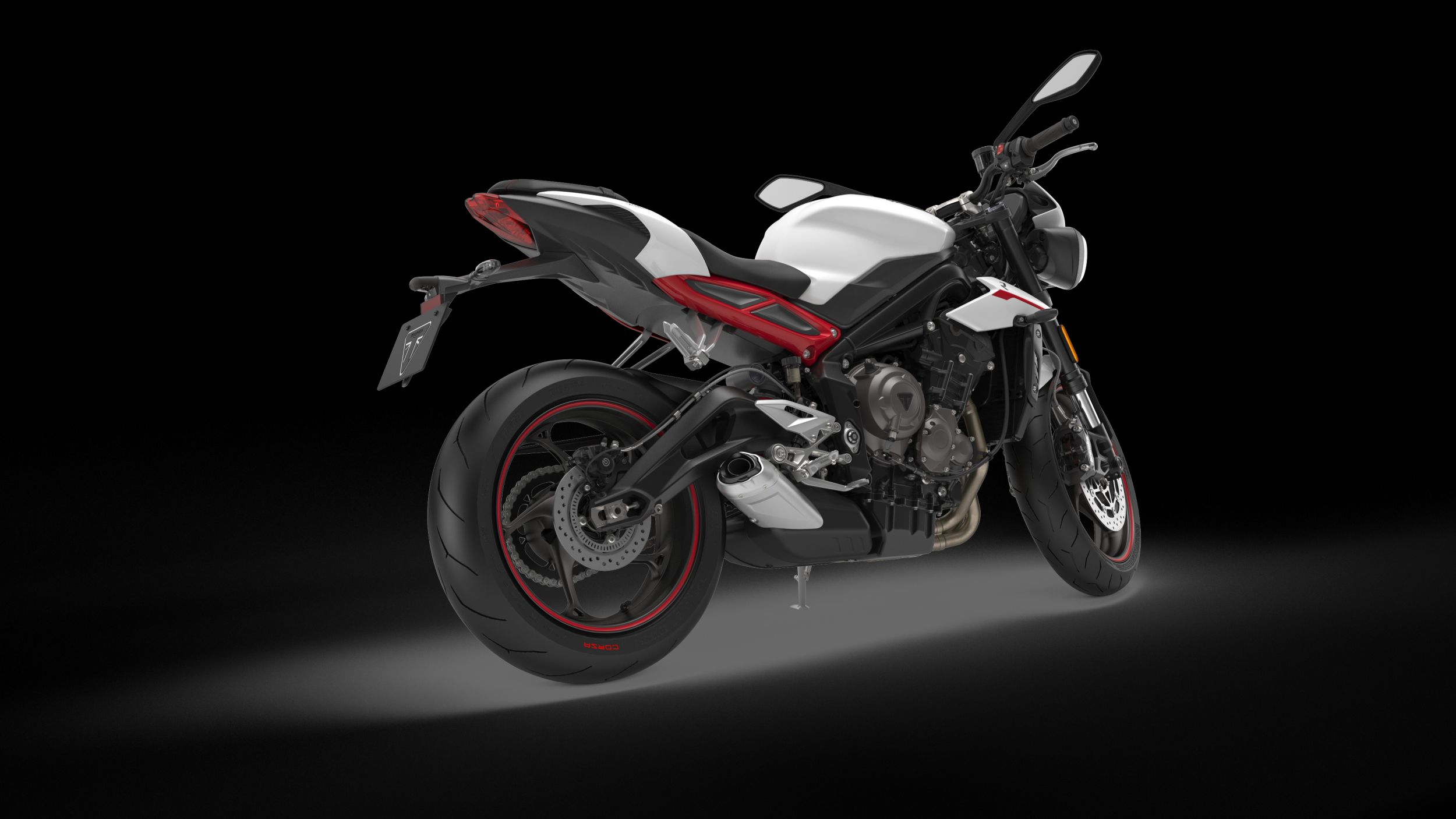 triumph street triple r all technical data of the model street triple r from triumph. Black Bedroom Furniture Sets. Home Design Ideas