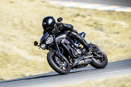 Triumph Street Triple 800 RS