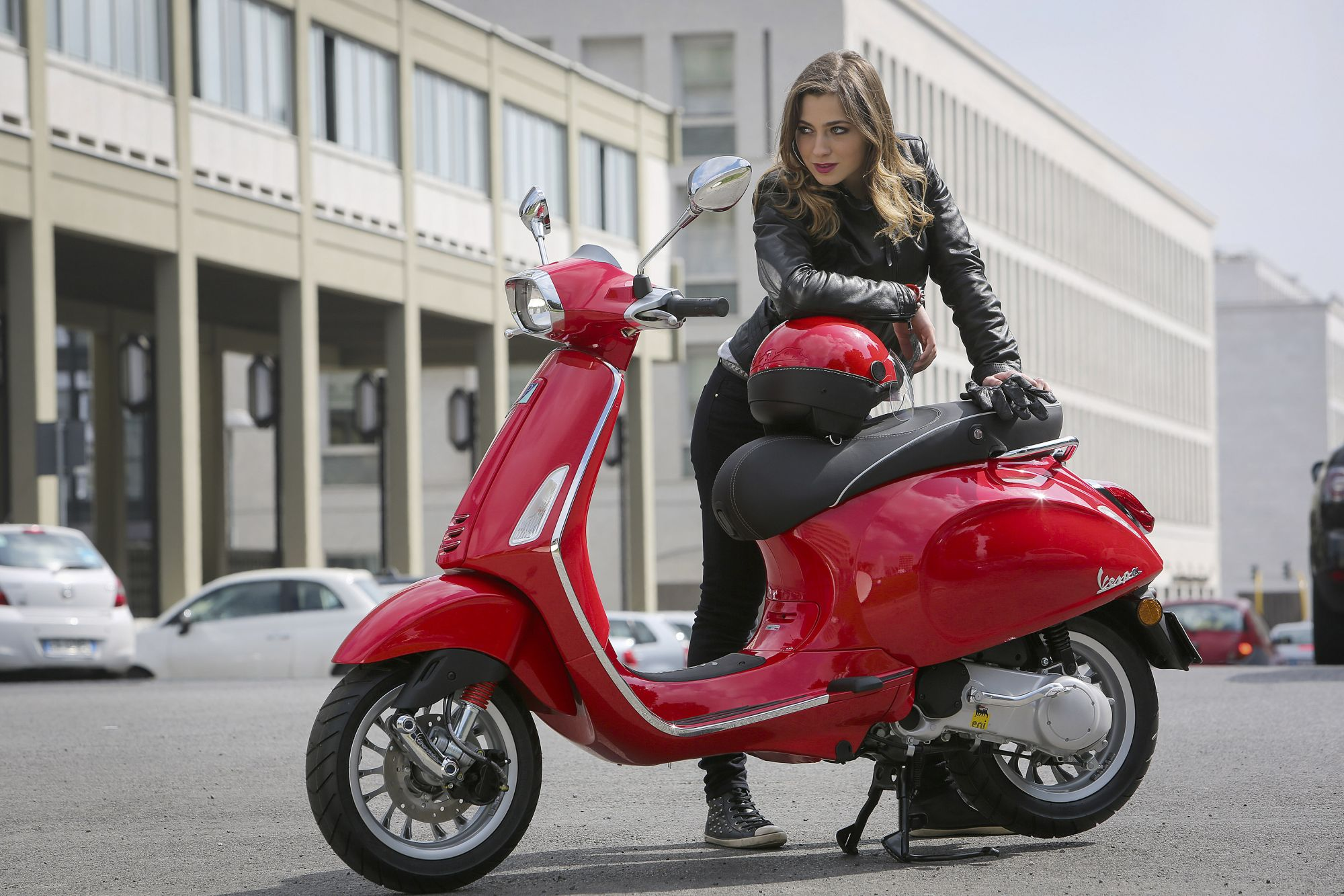 gebrauchte vespa sprint 50 2t motorr der kaufen. Black Bedroom Furniture Sets. Home Design Ideas
