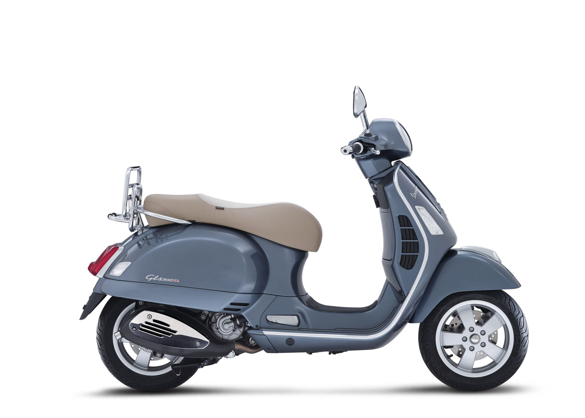 gebrauchte vespa gts 125 i e motorr der kaufen. Black Bedroom Furniture Sets. Home Design Ideas