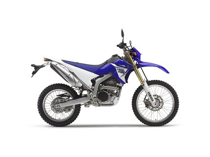 WR 250X