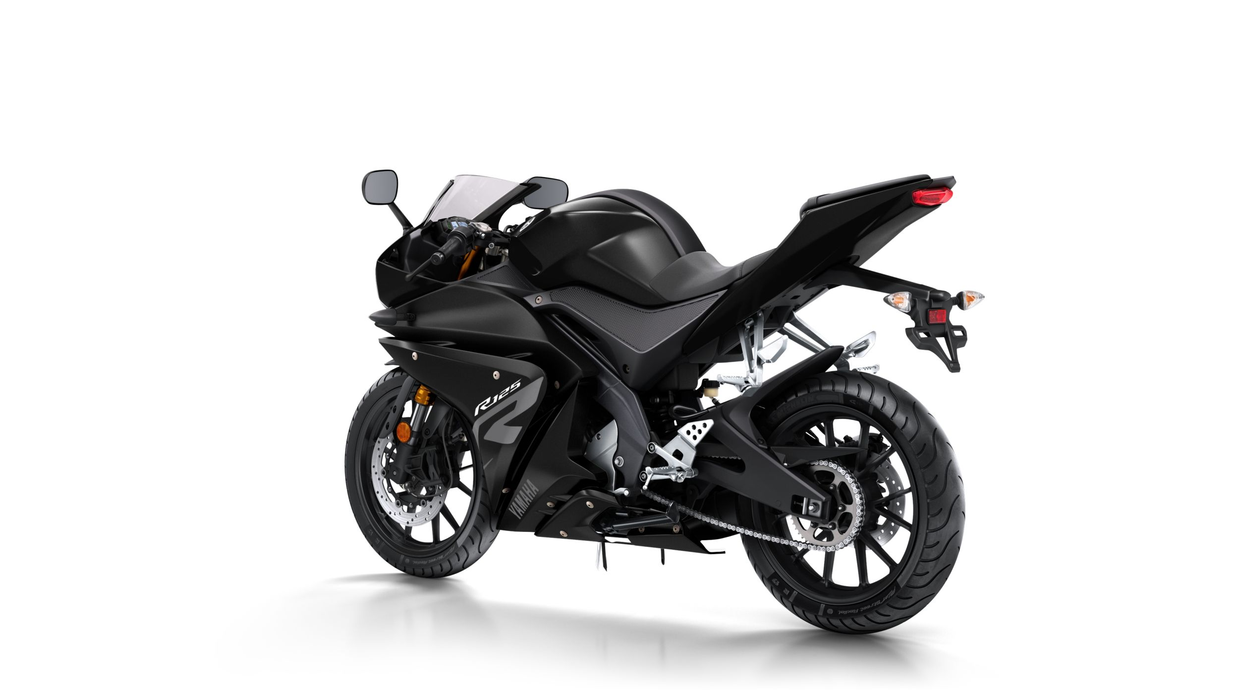 motorrad occasion yamaha yzf r125 kaufen. Black Bedroom Furniture Sets. Home Design Ideas