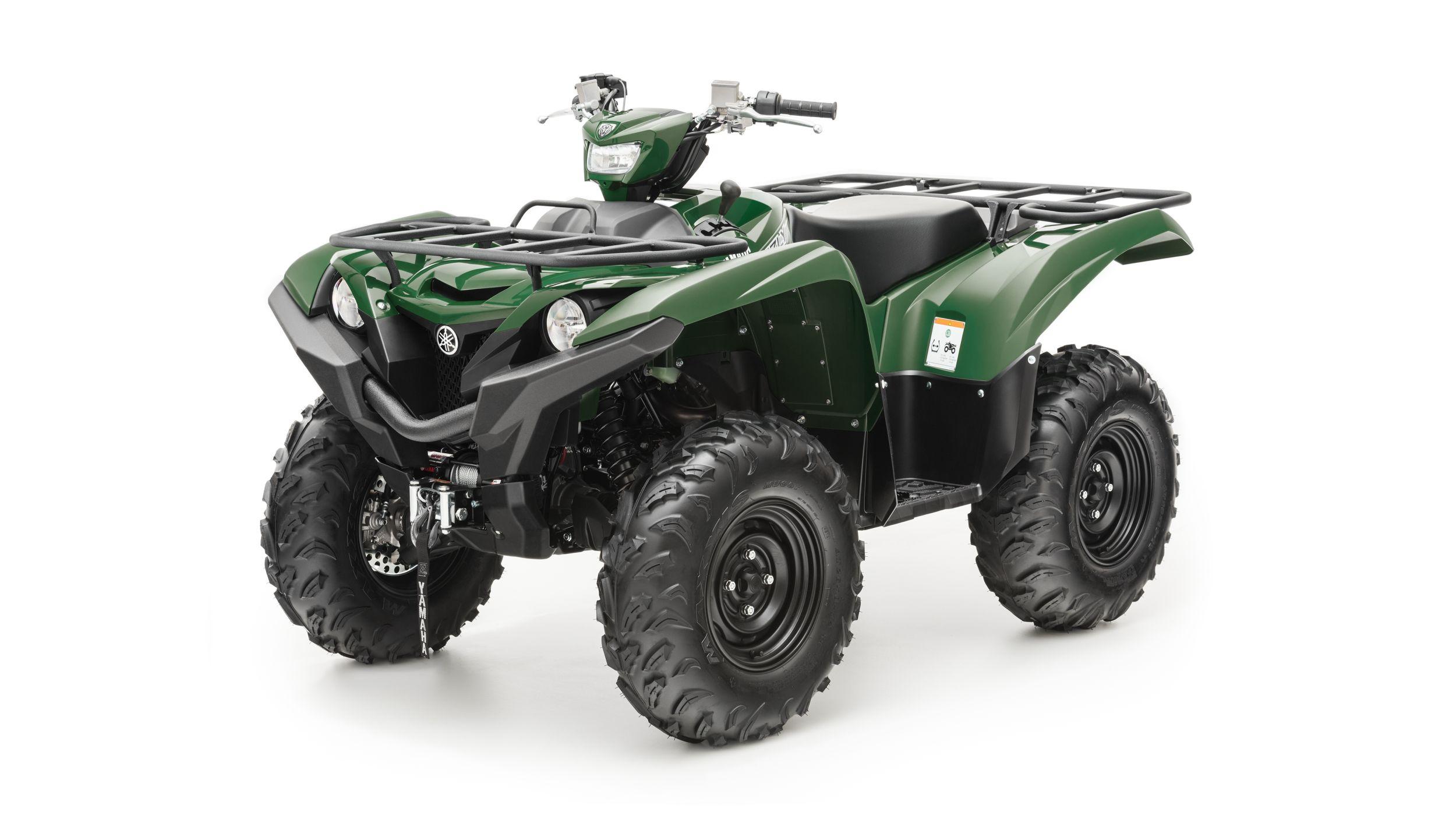 Yamaha Kodiak Vs Grizzly