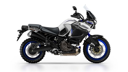Yamaha XT 1200 Z Super Ténéré World Crosser