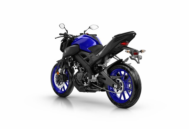 gebrauchte yamaha mt 125 motorr der kaufen. Black Bedroom Furniture Sets. Home Design Ideas
