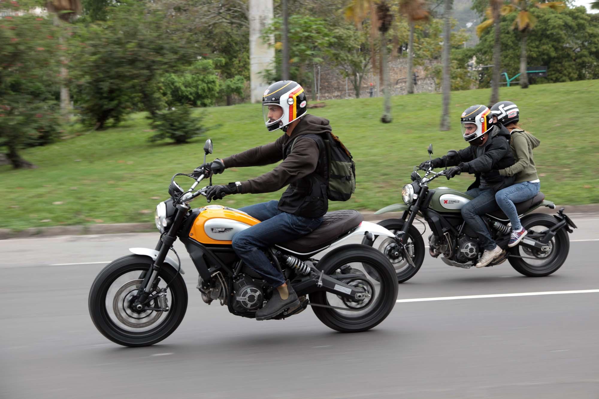Ducati Scrambler Club