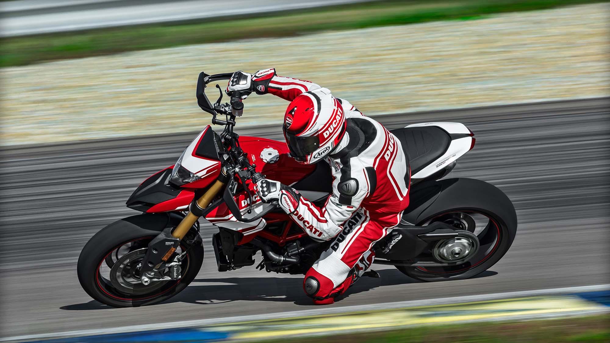 Ducati Hypermotard  Service Manual