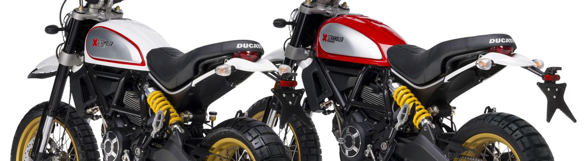Rexxer Tuning Ducati Scrambler